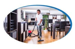 Putzfrauenagentur | Dienstleistungen | Büroreinigung und Unterhaltsreinigung mit der reinigungsagentur.ch