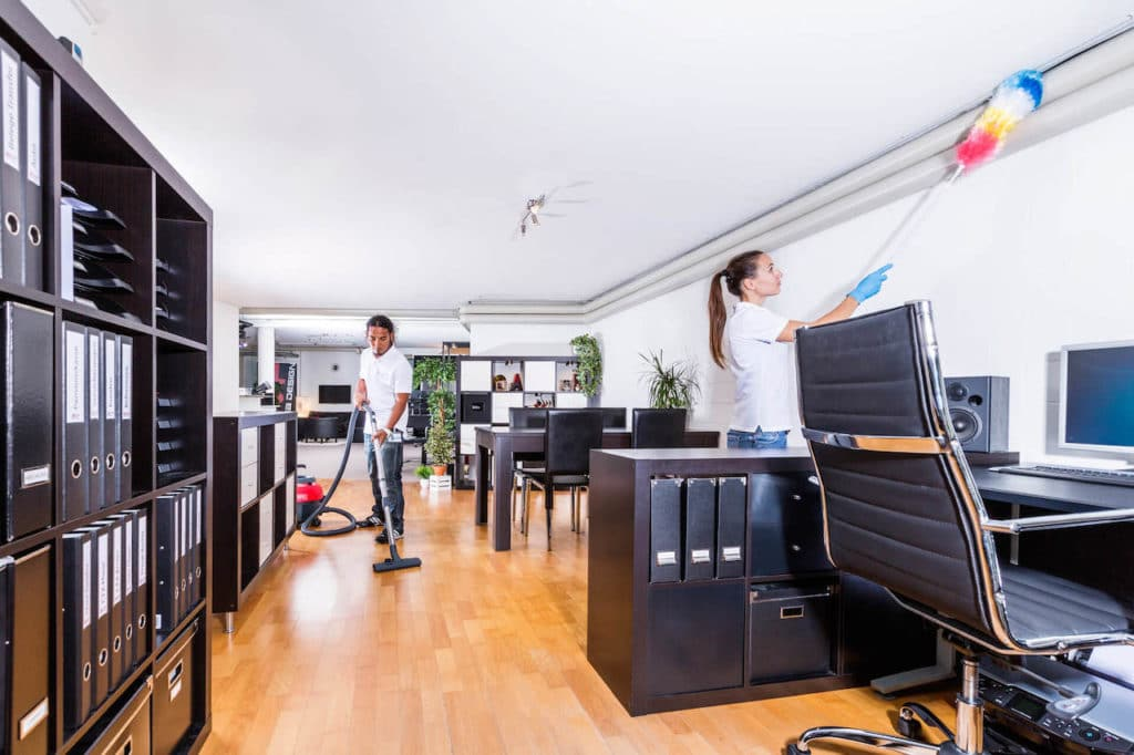 Büroreinigung oder Praxisreinigung im Abo mit Putzfrau | reinigungsagentur.ch